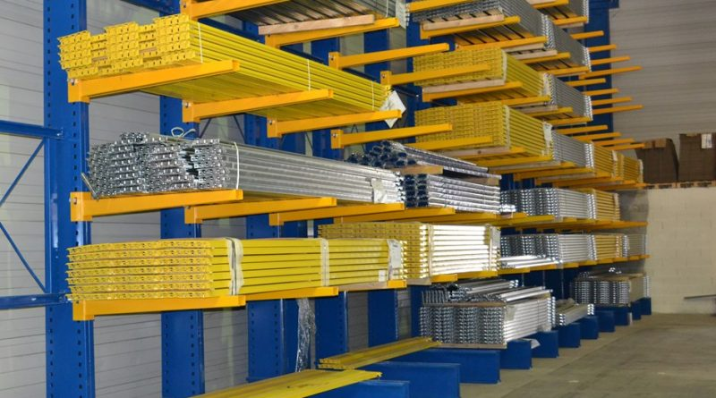 Cantilever stockage