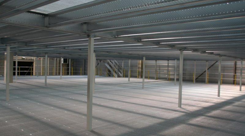 Avantages mezzanine industrielle