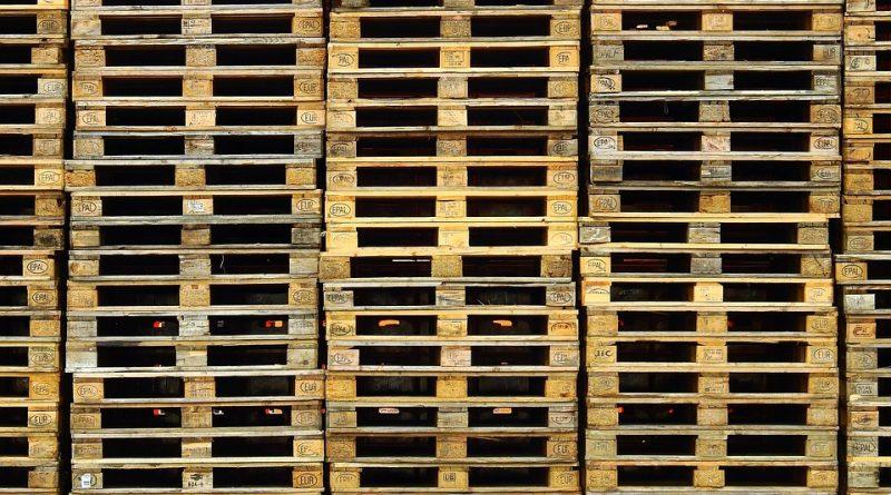 Palette bois europe